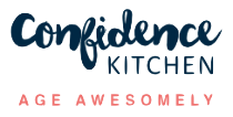 The Confidence Kitchen Logo